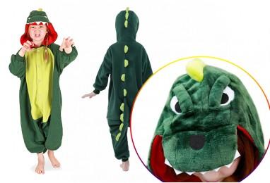Динозавр зелёный (Детская)