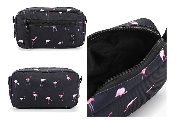 Косметичка 215 (flamingo)