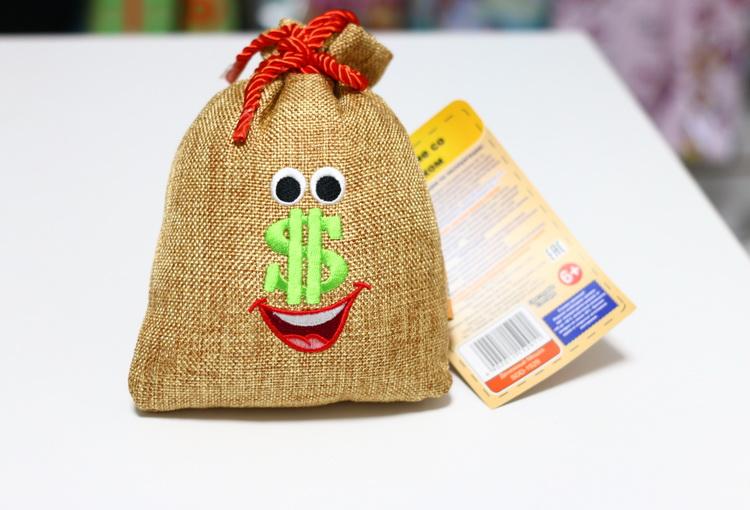 Игрушка денежный мешок