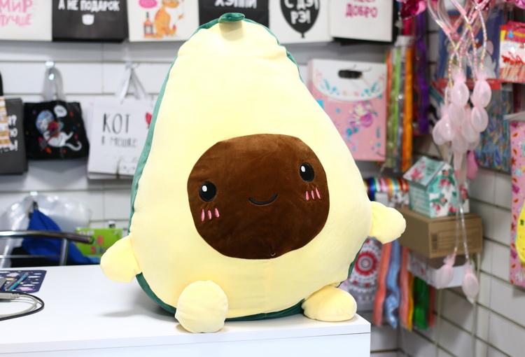 Игрушка авокадо 60см