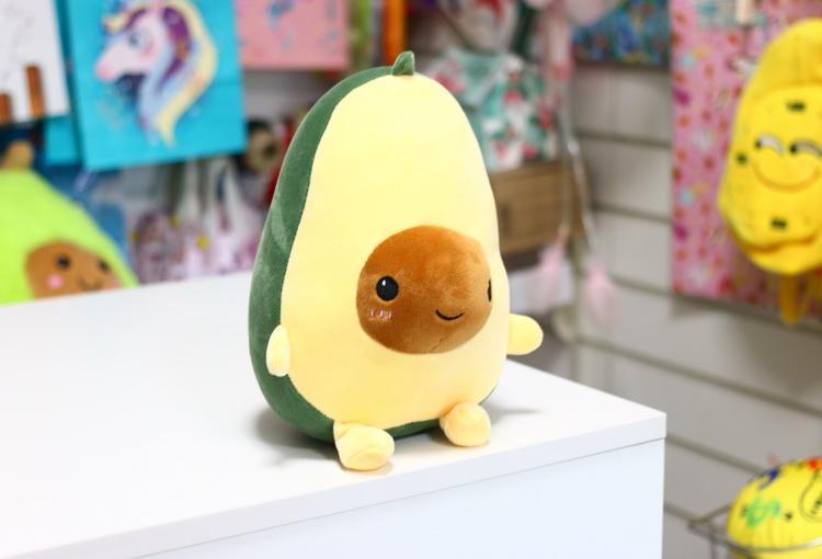 Игрушка авокадо 20см