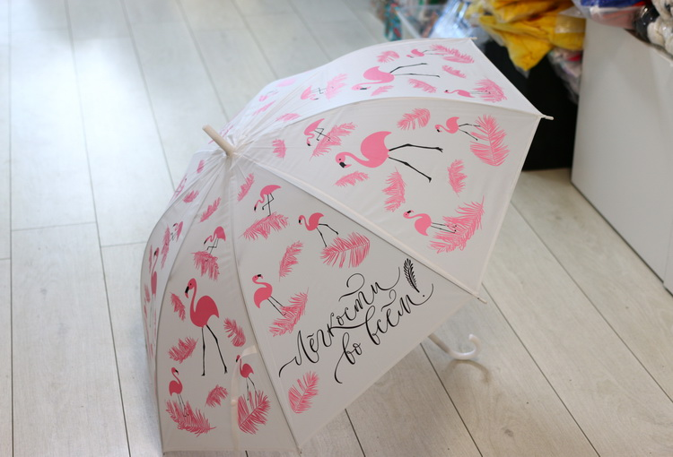 Зонт трость легкости во всем