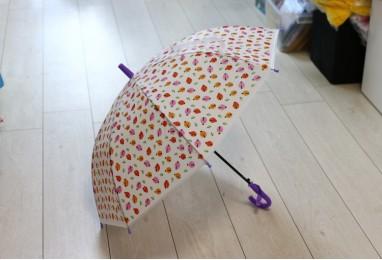 Зонт трость уникальная