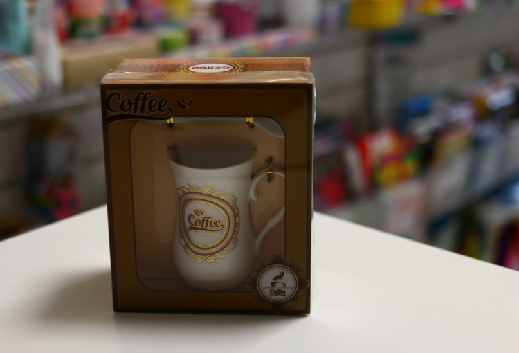 Кружка кофе 100мл