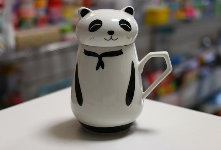 Кружка панда 400мл