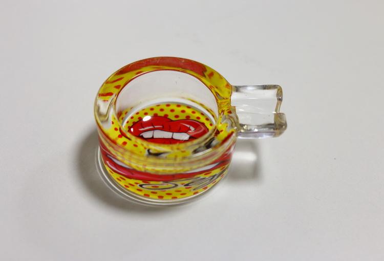 Пепельница секси