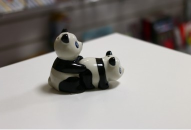 Спецовники панда