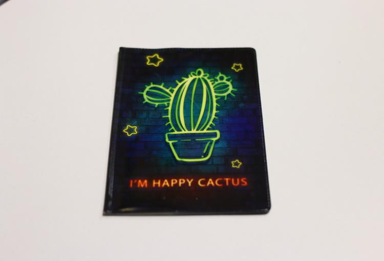 Обложка im happy cactus