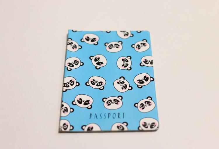 Обложка панда