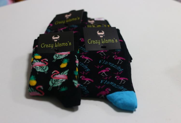 Носки Grazy Liamas в ассортименте