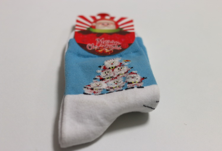Носки Merry Christmas в ассортименте