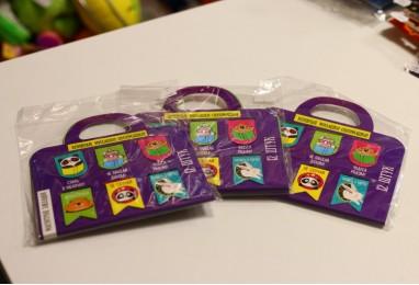 Закладки набор 12шт милашки-обнимашки