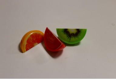 Точилки фрукты в ассортименте