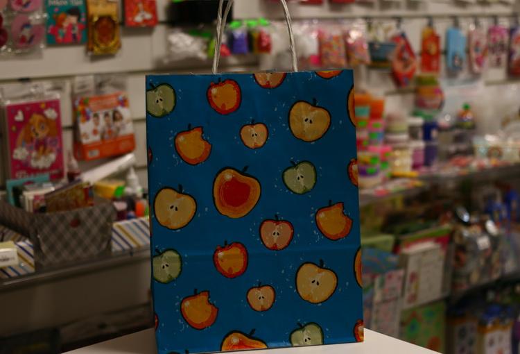 Пакет яблоки