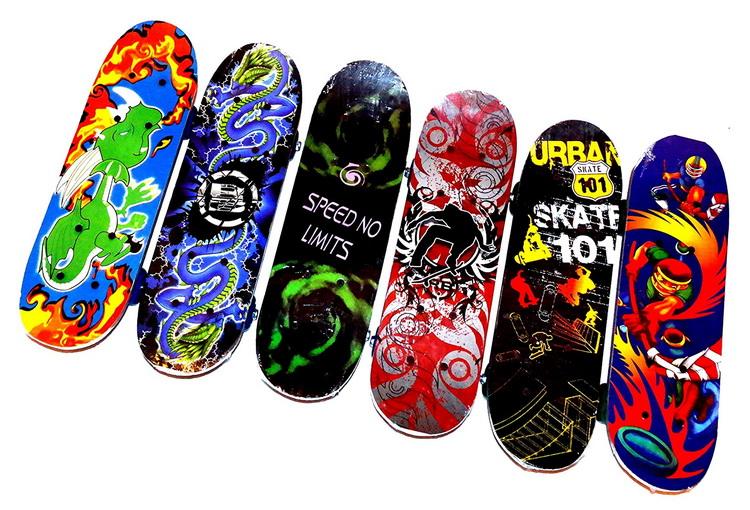 Скейт пальчиковый